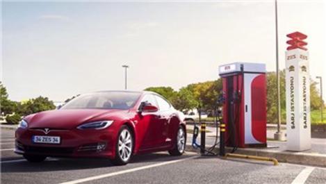 Elektrikli otomobil şarj istasyonlarının sayısı artıyor