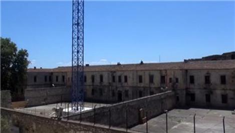 Sinop Cezaevi ve Müzesi'ne 3,3 milyon euroluk restorasyon
