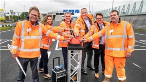 Hollanda'nın en uzun kara tünelinde Rönesans Holding imzası!