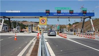 Kuzey Marmara Otoyolu tatilcilerini trafik çilesinden kurtardı