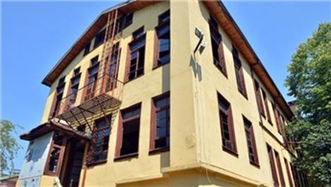 Bursa'nın ilk ipek fabrikası yeniden ayağa kalkıyor