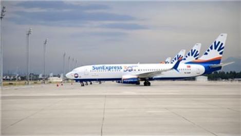 SunExpress, Anadolu–Avrupa uçuş ağını genişletiyor