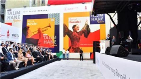 Beyoğlu Talimhane Sahnesi açıldı