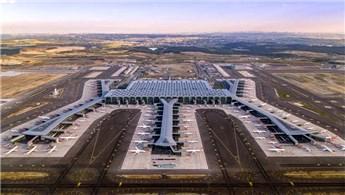 İstanbul Havalimanı'nda temmuzda 1.4 milyon yolcu hizmet aldı