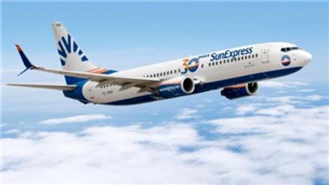 SunExpress, Almanya'dan Türkiye'ye uçuşlarını artırıyor