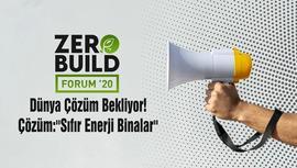 ZeroBuild Forum'20 dijital ortamda gerçekleşecek