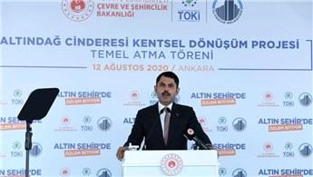 """""""Ankara'da çalışmalarımız olanca hızıyla devam ediyor"""""""