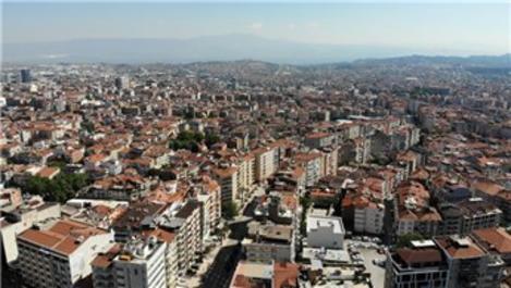 Denizli'de konut satışları yüzde 131,8 arttı