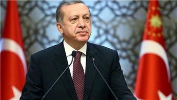 Cumhurbaşkanı Erdoğan'dan Marmara Depremi mesajı