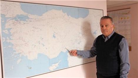 İnan: 'Marmara'da 7'den büyük bir depremin olma olasılığı güçlü'