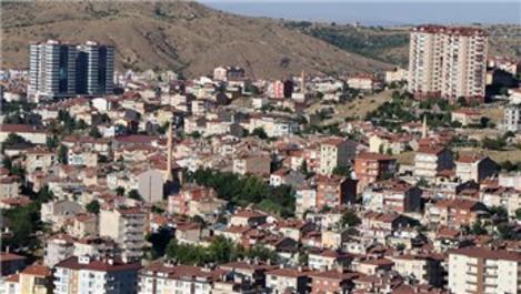 Nevşehir'de Temmuz ayında 515 konut satıldı
