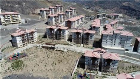 Artvin'de yeni yerleşim alanındaki çalışmaların %40'ı tamamlandı