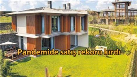 Düşler Vadisi Riva'da 1 günde 40 adet villa satıldı!