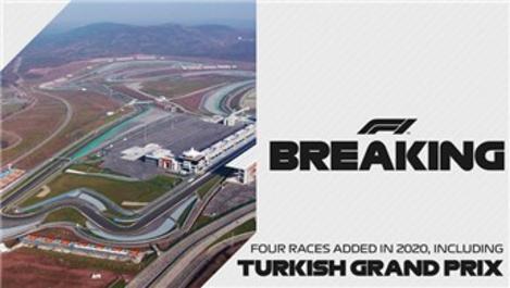 Formula 1, İstanbul'a geri dönüyor