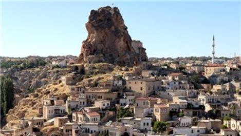 Kapadokya'nın merkezi Ortahisar oldu
