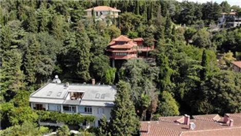 Bruno Taut'un Kuruçeşme'deki villası 95 milyon TL'ye satışa çıktı