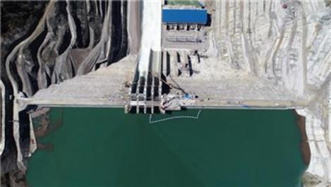 Çetin Barajı, ekonomiye 30 milyon dolar kazandırdı