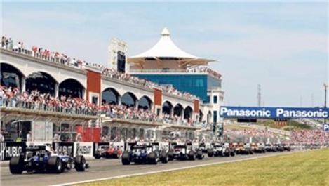Şehir otelleri, Formula 1'i sevinçle bekliyor
