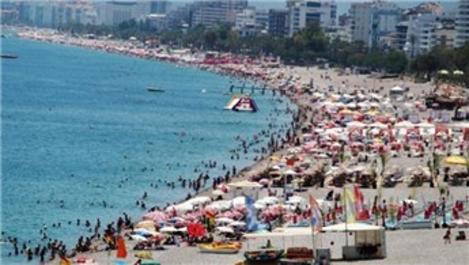 Antalya'daki turizm tesislerinde doluluk arttı