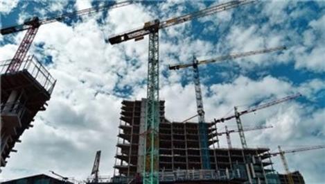 İnşaat sektöründe güven endeksi yüzde 2,3 azaldı