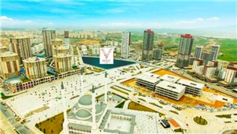 Başakşehir'e V Mall Yaşam Merkezi geliyor
