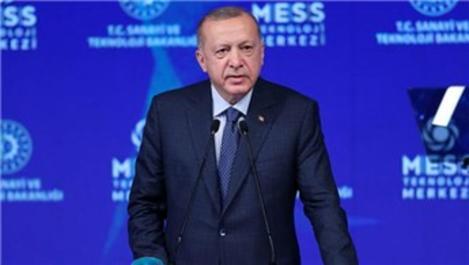 Başkan Erdoğan, 40 fabrikanın resmi açılışını yaptı