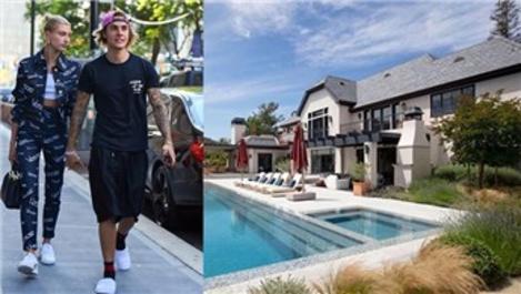Justin Bieber-Hailey Baldwin çifti indirimli malikane satın aldı!