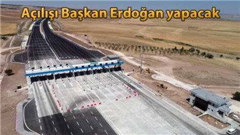 Ankara-Niğde Otoyolu, 4 Eylül'de hizmete açılıyor