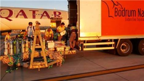 Katar kraliyet ailesi 500 valizle Bodrum'a tatile geldi!