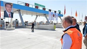 Ankara-Niğde Otoyolu yarın hizmete açılıyor