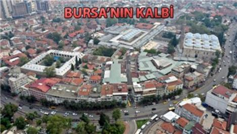 Bursa Kentsel Tasarım Projesi kapsamında yıkımlar başladı