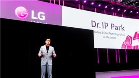 """LG'den """"Evde Hayat Güzeldir"""" vizyonu!"""
