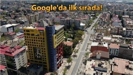 Kahramanmaraş'taki 'dünyanın en saçma binası' yıkılacak
