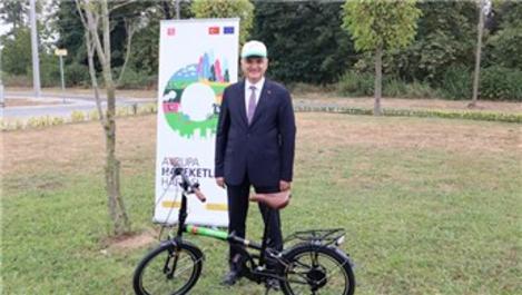 'Düzce, bisiklet şehir olacak'