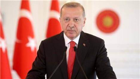 Cumhurbaşkanı Erdoğan ''İlk seçim 2023 yılında''