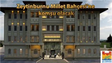 Zeytinburnu Yeni Emniyet Binası'nın temeli atıldı