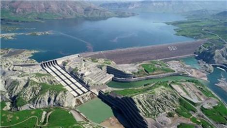Veysel Eroğlu Barajı'ndan ekonomiye 600 milyon TL!