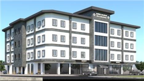 Gaziantep Şahinbey'de konut ve sosyal yatırımlar sürüyor!