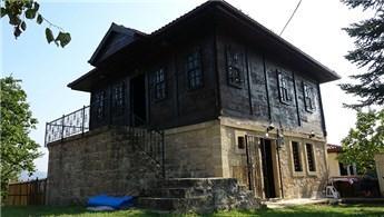 Gürcü evleri 150 yıldır kullanılıyor!
