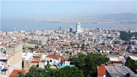 İzmir'de konut fiyatlarında düşüş başladı