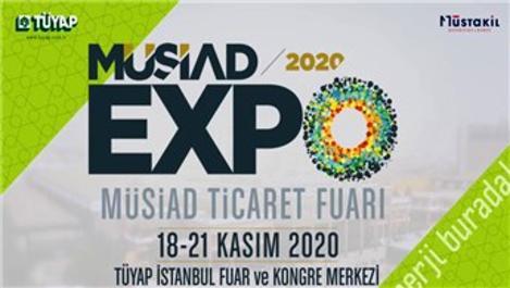 Albaraka Türk desteğiyle MÜSİAD EXPO 2020'de yerinizi alın!