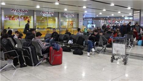 Sabiha Gökçen'den 8 ayda 10.6 milyon yolcu geçti