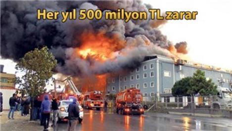Binalar yangından nasıl korunmalı?