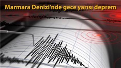İstanbul, 4.3 büyüklüğünde depremle sallandı
