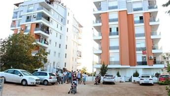 Antalya'da lüks apartman yaptılar ama adres veremiyorlar