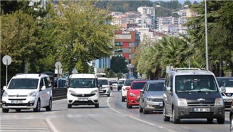 Samsun'daki trafik sorununu 'akıllı şehir' projesi çözecek