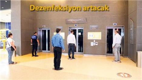 AVM'lerde asansör kullanımı değişiyor!