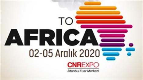 Export Gateway to Africa Fuarı, 02-05 Aralık'ta CNR'da!
