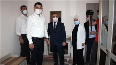 Elazığ'daki deprem konutları 10 gün sonra teslim edilecek