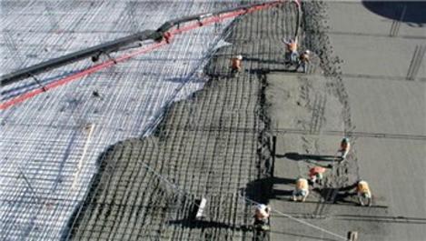 Çimento üretimi ve ihracatı haziranda arttı